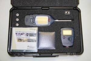 Casella Sound Level Meter Type 1 Kit with Standard Accessories Including Insight Database Software