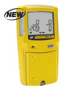 BW Technologies Gas Alert Max XT II multi gas monitor