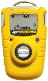 BW Technologies Gas Alert Clip Extreme 36 Month no maintenance single gas monitor