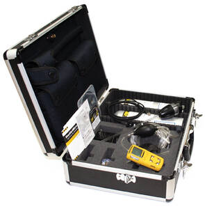 BW Technologies Gas Alert Micro Clip CO,H2S,O2,LEL Confined Space Kit