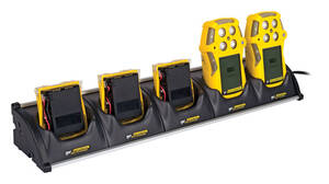 BW Technologies Multi-Unit (Five) Cradle Charger
