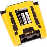 BW Technologies Lithium Polymer Rechargeable Battery Pack, Yellow