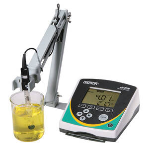 Oakton pH 2700 Meter with pH Electrode, ATC Probe, Electrode Stand, and Software - WD-35420-20