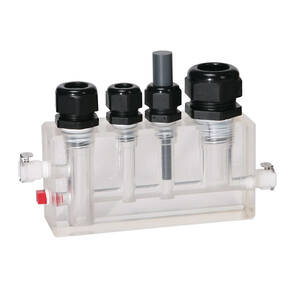 Oakton Multi-probe Flowblock for use with Oakton 650-series meters - WD-35434-90