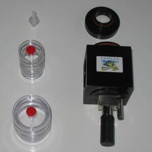 Casella Respirable Dust Adaptor for the Microdust (requires sampling pump)