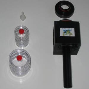 Casella Gravimetric Dust Adaptor for the Microdust (requires sampling pump)