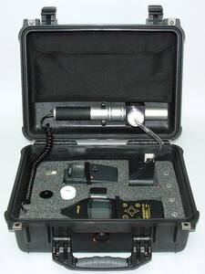 Casella Dust Detective Enclosure for Microdust Pro include Size Selective Adaptor and Standard Accessories