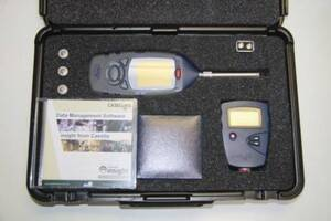 Casella Sound Level Meter Type 2 Kit with Standard Accessories Including dB36 Software