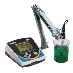 Oakton Ion 2700 Benchtop Meter, Software, and Probe Stand, with NIST Traceable Certificate of Calibration - WD-35421-03