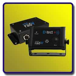 SE International Mini Rad-V Vehicle Mounted Radiation Monitor