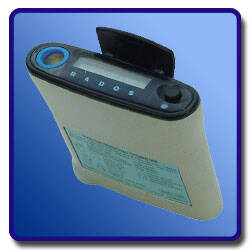 SE International Personal Alarming Dosimeter and Rate Meter