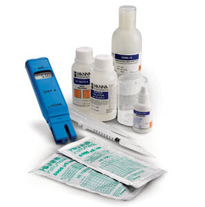 Hanna SAR (Sodium Absorption Ratio) Test Kit - HI38078