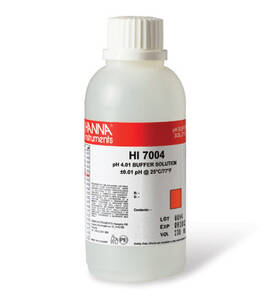 Hanna 4.01 pH Buffer Solution - HI7004M