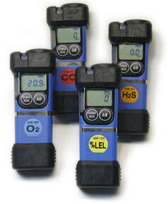 01 Series Single Gas Monitor
