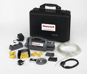 Honeywell Analytics Deluxe Impact Pro/Enforcer Confined Space Kit - 2302B1010