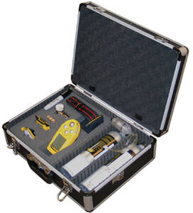 BW Technologies Gas Alert Micro 5 Confined Space Kit CO,H2S,O2,LEL with pump, rechargeable