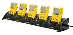 BW Technologies Multi-Unit (5) Cradle Charger