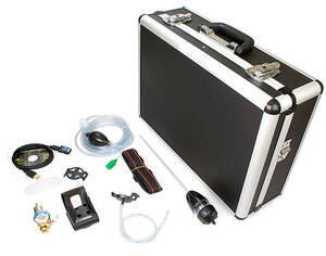 BW Technologies GasAlertMicroClip Deluxe Confined Space Kit