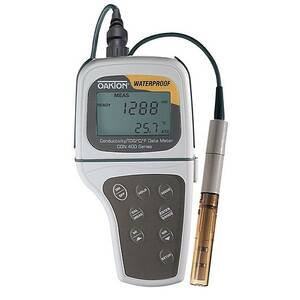 Oakton CON 400 Portable Waterproof Conductivity/TDS Meter with Probe - WD-35608-00