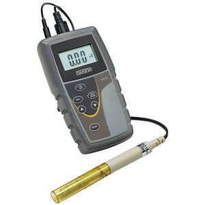 Oakton TDS 6+ Handheld Total Dissolved Solids Meter with Probe, -10 to 110°C Temperature Range and 0 to 10.00, 10 to 100.0, 100 to 1000 ppm; 1.00 to 10.00, 10.0 to 100.0, up to 200.0 ppt TDS Range - WD-35604-20