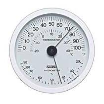 Digi-Sense Low-Cost Wall Mount Thermo-Hygrometer - WD-35700-10