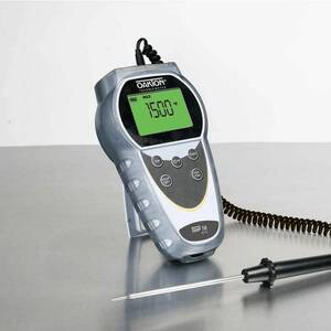 Oakton Temp 16 RTD Thermometer (Single Input) with NIST-Traceable Meter and Probe Calibration (order probe separately) - WD-35426-22