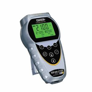 Oakton Temp 300 Datalogging Thermocouple Thermometer (Dual Input) with NIST-Traceable Meter and Probe Calibration (order probe separately) - WD-35427-52