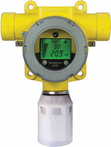 Honeywell Analytics UL/cUL/INMETRO approved SP XCD Hydrogen Sulfide (H2S) 0-50ppm (10.0 to 100.0ppm, 1ppm) with LM25, 3/4  NPT Entry - SPXCDULNHX