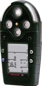 Honeywell Analytics X5 5-Gas Detector in any configuration - X5