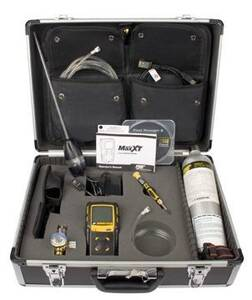BW Technologies Carrying Case for GasAlertMax XT - with Foam Insert