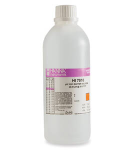 Hanna 10.01 pH Buffer Solution 1 x 500 mL bottle - HI7010L